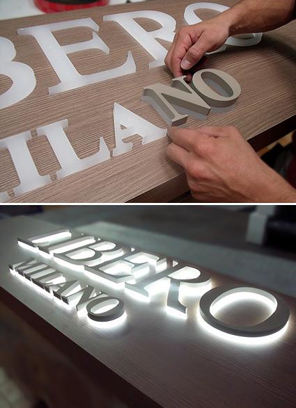 Illuminotecnica led tobograf for Illuminotecnica led
